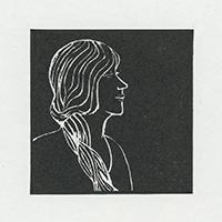 Lino cut Print by Bobshaped